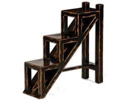 Black Accent Table Asher Black Accent Table By Uttermost Moore Furniture