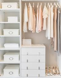 10 closet organization tips instyle com