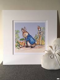 beautiful peter rabbit print early boutique