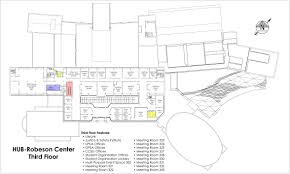 Penn Station Floor Plan by Union And Student Activities Facility Maps
