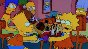 bart vs thanksgiving season 2 episode 7 simpsons world on fxx