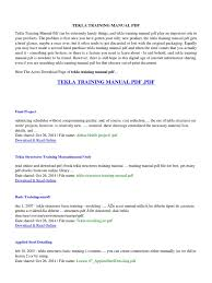 tekla training manual pdf pdf portable document format e books