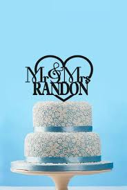 wedding cake topper mr u0026 mrs wedding cake topper personalized