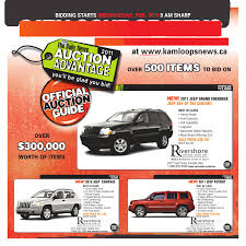 kamloops auction by kamloops daily news issuu