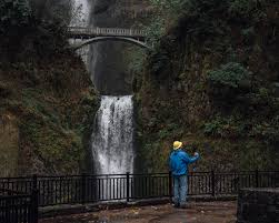 Multnomah Falls Map Multnomah Falls Closed For The Foreseeable Future Nw News Network