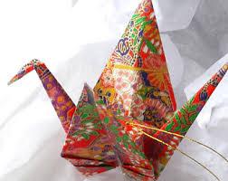 origami ornament etsy
