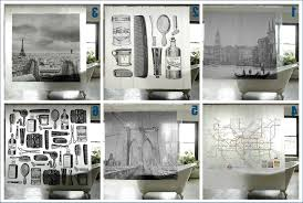 Shower Curtains For Guys Mens Curtains Cintinel Com