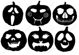 halloween crafts masks pumpkin carving stencils candy wrappers