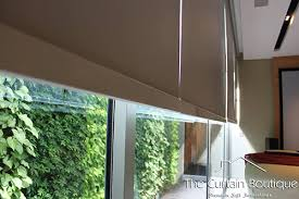 Blind Curtain Singapore Singapore Roller Blinds Indoor The Curtain Boutique