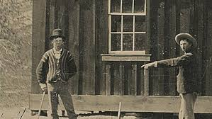 2 junk store photo possibly depicting billy the kid could be
