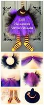 diy halloween witch wreath pictures photos and images for