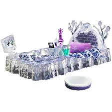 Monster High Bedroom Furniture by Amazon Com Monster High Cleo De Nile U0027s Vanity Accessory Toys U0026 Games