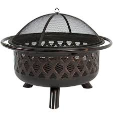 Fire Sense Bon Fire Patio Fireplace by Best Choice Products 36