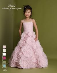 dress design images macis design flower girl dresses m73990