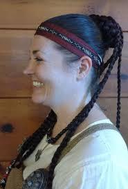 viking anglo saxon hairstyles viking age head coverings vikings head coverings and viking age