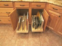 kitchen cabinets 16 smart pull out shelving unit corner