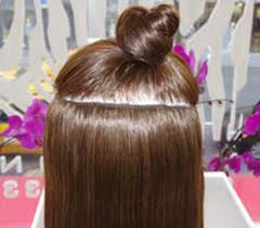 sewn in hair extensions 12 inches hair extensions edmonton wave black color