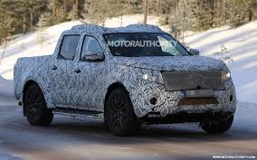 mercedes pickup 2017 mercedes benz x class spy shots autozaurus