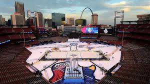 winter classic rink building time lapses