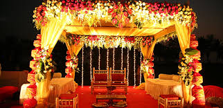indian wedding mandap rental maybe many flowers but like the look of this one decor