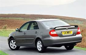 toyota camry uk toyota camry 2002 car review honest