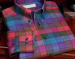 hidden button down collar sport shirts paul fredrick