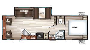 cherokee rv new used rvs for sale all floorplans 264l rear living