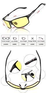Amazon Com Soxick Night Driving Glasses Anti Glare Polarized Safe