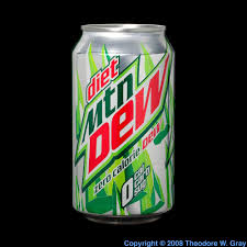 brominated vegetable oil in mountain dew a sle of the element