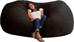 comfort research fuf bean bag sofa u0026 reviews wayfair