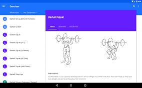 progression workout tracker android apps on google play