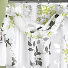 Bath Shower Curtains And Accessories Green Bathroom Sets With Shower Curtain And Rugs And Accessories