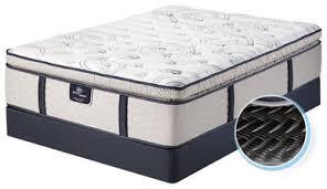serta perfect sleeper northstar serenity pillowtop queen mattress