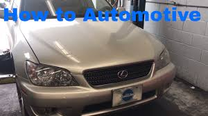 lexus is 250 for sale milwaukee how to replace the radiator and thermostat on a 1999 2005 lexus is