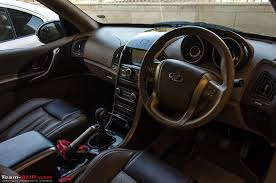 Xuv 500 Interior Mahindra Xuv500 W8 Awd Long Term Ownership Report Edit Now