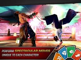 tekken for android apk free tekken android apps on play