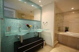 bathroom backsplash ideas and pictures random pattern and size tile for small bathroom backsplash