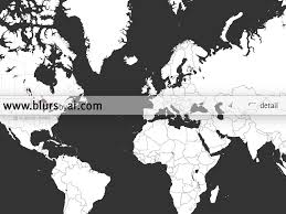 Black World Map by World Map For Coloring Printable World Map With Countries And