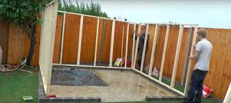 Shed For Backyard by Colin Furze Walks Us Through The Steps To Build A Diy Shed