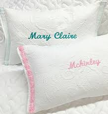 personalized pillows for baby 12 best embellished personalized name pillows images on