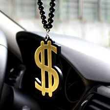 aliexpress buy golden us dollar symbol sign badge car