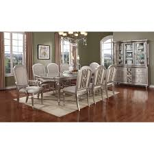 avalon furniture regency park 9 piece dining set dream dining