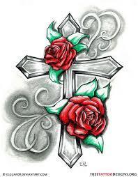 35 best tattoos images on pinterest cross tattoo designs
