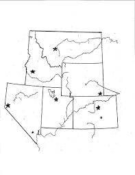 Blank Map Of New England by States Conrath U0027s 5th Grade Ss