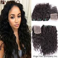 weave hairstyles with closure fade haircut