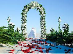 Wedding Arches On Ebay Image Result For How To Decorate A Metal Wedding Arch Vickie U0027s