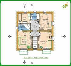 second floor plans floor plan passive house second floor plan green plans l