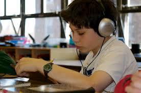 boy model richie set mn2 boy writing and listening jpg