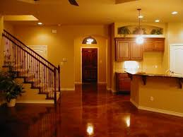 amazing ideas concrete floor basement incredible design paint for