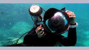 digital underwater photography whitsunday diving academy